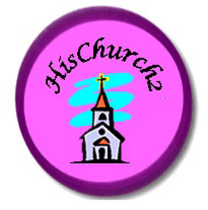 His Church Logo